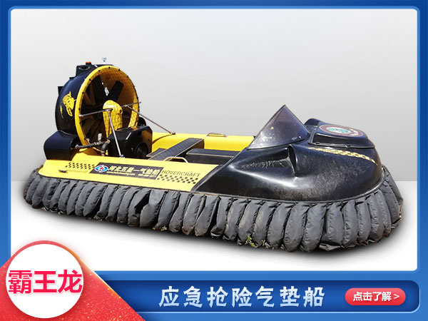 ba王龙WX-2型气dian船