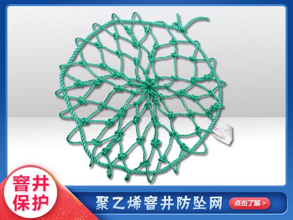 聚乙烯窨井防护网